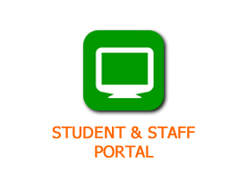 Access the ERP Staff & Student Portal